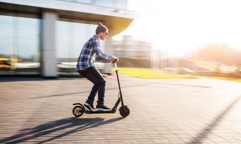 Bußgeldkatalog E-Scooter - so teuer sind die Strafen
