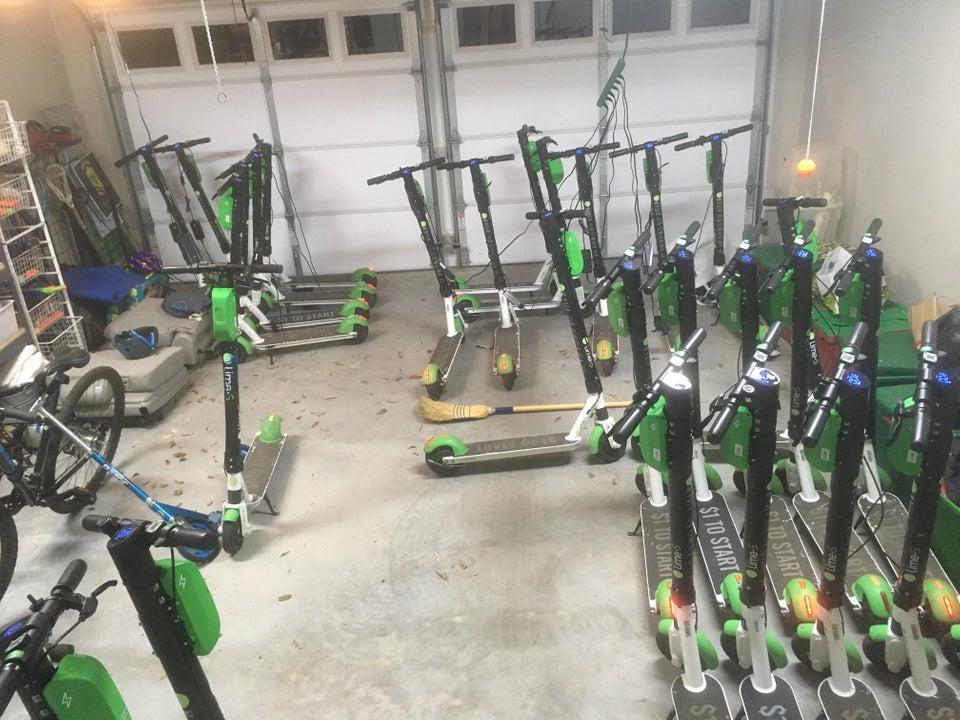 Lime Juicer - Ladegeräte