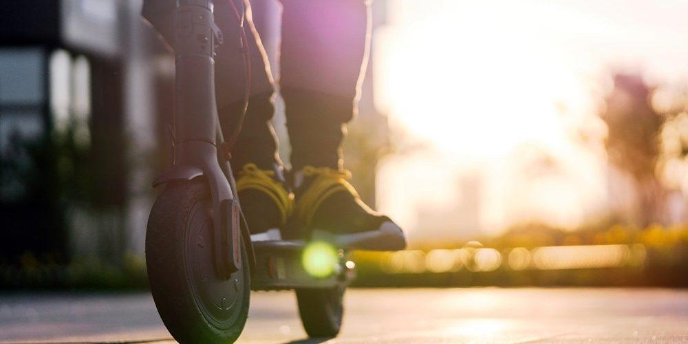 E-Scooter ohne Führerschein fahren