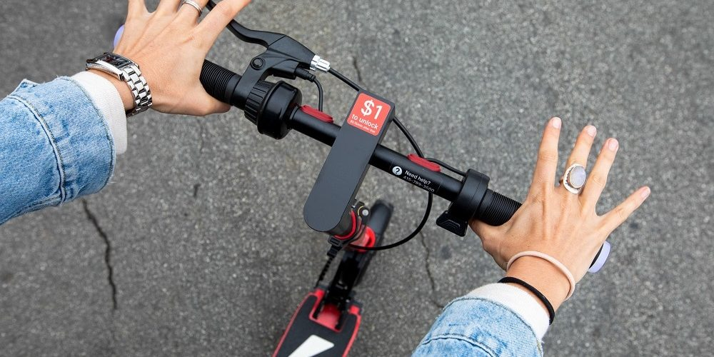 scoot Elektro Scooter
